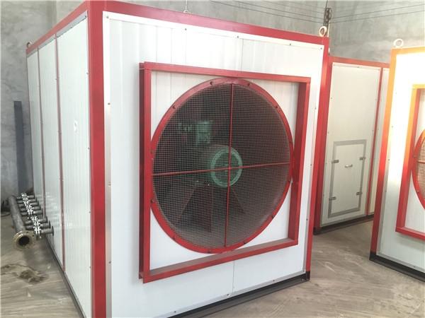 矿用热风机(蒸汽、热水型)