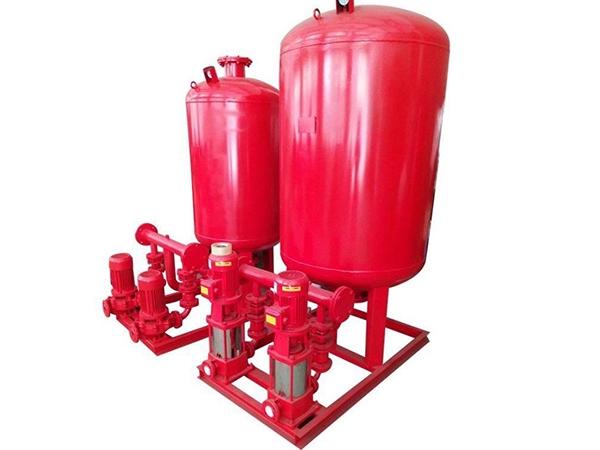 宁夏消防稳压供水装置